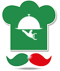 Chef hat icon for We Deliver.